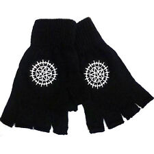 Anime Black Butler Sebastian Ciel Contract Cosplay Cotton Knitted Gloves Mitten