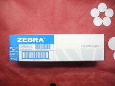 12pcs Zebra SK-0.7mm ball point pen only refill Blue(Japan)
