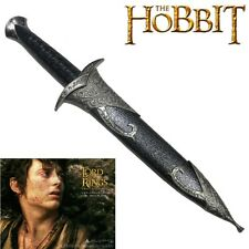 LOTR & The Hobbit Sting Sword of Bilbo/Frodo  w/ Scabbard