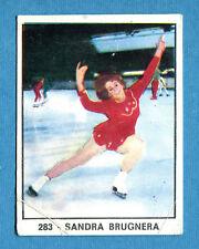 [GCG] CAMPIONI DELLO SPORT 1966/67 - Figurina/Sticker n. 283 - S. BRUGNERA -Rec