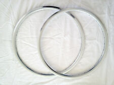 700c Alloy V - Deep rims (Silver)