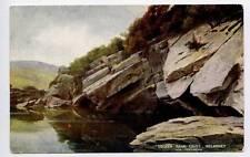 (Gb395-100) L & N.W.R. Official, Colleen Bawn Caves, KILLARNEY c1905 Unused VG