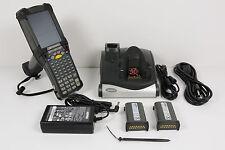 Symbol Motorola Mc9090-Gk0Hbjga2Wr 5250 Field Exit Crd9000 Kit 6 Month Warranty