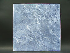 "Boxes of Cool Blue ""Orion Azul"" Ceramic Floor Tiles for SALE = $1.55 per Sq Ft."