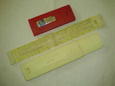 Rechenschieber Aristo 0903 LL Rechenstab Slide Rule Slipstick Made in Germany *