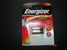 BATTERIA A27 12 V 27 A MN27 GP27A E27A EL812 2 x Energizer