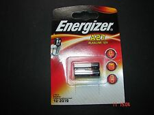 Una batería de 12 V A27 MN27 GP27A E27A EL812 2 x Energizer