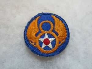 WWII US Army Air Corps 8th Air Force patch
