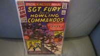 SGT. FURY AND HIS HOWLING COMMANDOS # 1 King Size Special 1T0 7 ONE PRICE