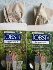 2 Jobst Women's SoSoft Mild Compression Knee High Socks 8-15 mmHg Small / Medium