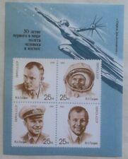 Spazio Space - Russia CCCP 1991 - Mini Foglietto Gagarin - MNH **