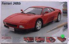 Testors / Italeri 1:24 Ferrari 348tb Plastic Model Kit #237
