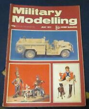 MILITARY MODELLING MAY 1977