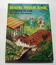 BOB MORANE - LE COLLIER DE CIVA - VERNES / ATTANASIO