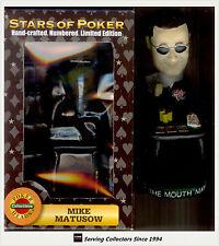 Pokers Stars Bubble Head-- Poker Star: Mike Matusow