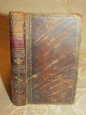 Antique Book Of Rasselas A Tale, By Dr. Johnson - 1817