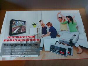 Retro Entertainment system mini game Anniversay edition
