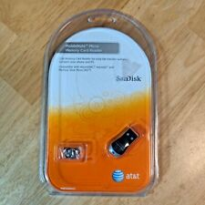 SANDISK MobileMate Micro Memory Card Reader New In Package Sealed