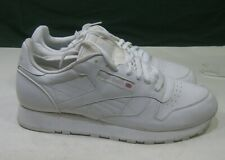 new Reebok  Classic Leather White 9771 Running Shoes  Mens Size 13