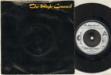 "STYLE COUNCIL Speak Like A Child  7"" Ps, B/W Party Chambers, Tcs 1 (G/Ex, Sleeve"