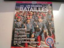** Histoire et batailles Hors série n°1 Les grandes batailles 1914 - 1918