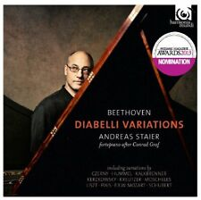 Andreas Staier - Beethoven Diabelli Variations [CD]