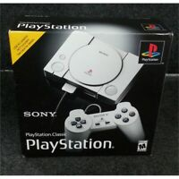 Sony SCPH-1000R PlayStation Classic Game Console With 20 Preloaded Games