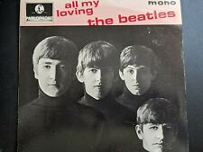 The Beatles VINTAGE* All my loving(ext. play) 1963 1st Press