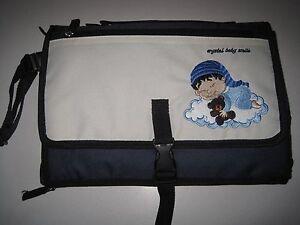 Portable Diaper Changing Pad - Premium Quality Travel Changing Station Kit