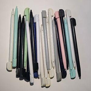 Nintendo DS Lite Stylus AUTHENTIC Choose Color! Excellent Condition, USA!