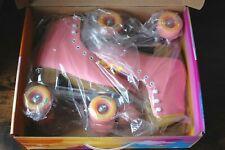 Impala RollerSkates Women Size 6 Pink/Yellow (Brand New)