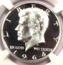 1964 Accented Hair Proof Kennedy Half Dollar 50C. NGC PR67 Cameo PF67 $725 Value