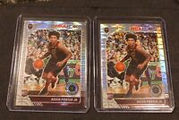 Kevin Porter Jr. NBA Hoops Premium Stock Pulsar Rookie (RC) Lot of Two