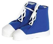 Blue High Top Shoe Covers Great for Hip Hop gag or Clown