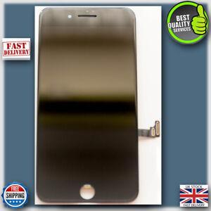 Genuine Apple iPhone 7 LCD Screen replacement refurbished BLACK GRADE B  B196