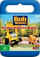 Bob The Builder - Scoop The Disco Digger (DVD, 2005) Region 4 in Good Condition
