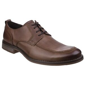 Rockport Wynstin Chaussures Hommes Léger Tablier à Lacets Bout Cuir Bout Smart