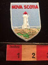 Canada NOVA SCOTIA Lighthouse Patch 69G2