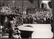 YZ3009 Roma - Festa della Repubblica - Bersaglieri in marcia - Foto - 1960 photo