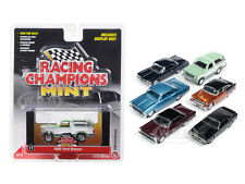 MINT RELEASE 2 SET D SET OF 6 CARS 1/64 DIECAST BY RACING CHAMPIONS RC002D