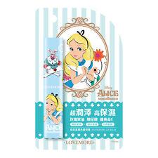 [LOVEMORE] Alice in the Wonderland Nourishing Moisturizing Tinted Lip Balm NEW