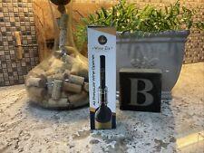 New listing Wine Ziz Air Pressure Pump Bottle Opener | Foil Cutter Stocking Stuffer Gift