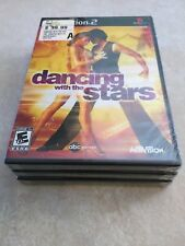 Dancing With the Stars (Sony PlayStation 2, 2007) PS2 NEW