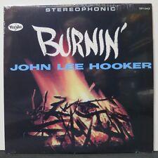 JOHN LEE HOOKER 'Burnin'' Vinyl LP NEW & SEALED