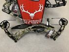 """Hoyt Axius 55/ 65#/ 25""""-28"""" Forest New in box"""