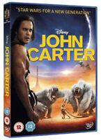 John Carter DVD Nuevo DVD (BUA0171301)