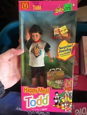 Happy Meal Todd Barbie
