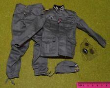 Dragón en sueños 1/6 Segunda Guerra Mundial alemán Josef-Gorra de uniforme-Túnica Pantalones &