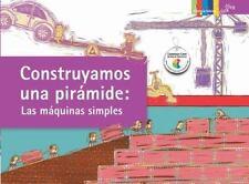 CONSTRUYAMOS UNA PIRAMIDE / BUILDING A PYRAMID - NEW PAPERBACK BOOK