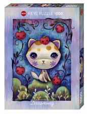 Heye Puzzles - 1000 piece jigsaw puzzle  Strawberry Kitty  HY29895